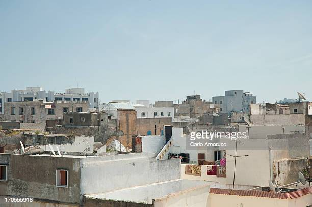 CONTENT] Tunis Tunisia JAN 29 2013 View of rooftops