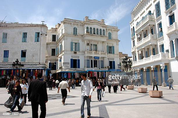 tunis, tunisia - tunisia stock pictures, royalty-free photos & images