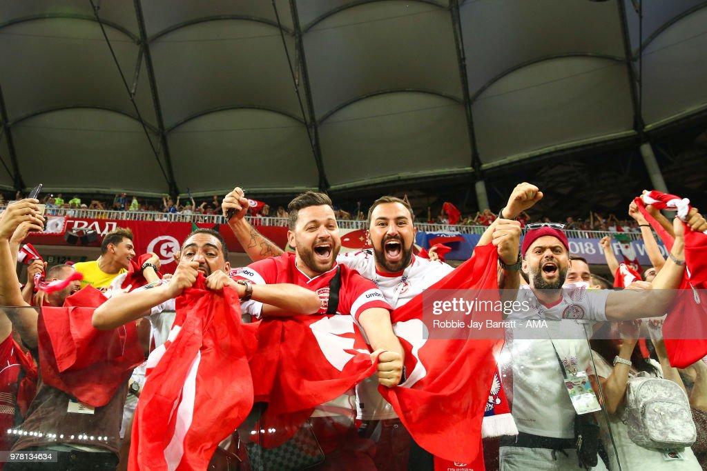 Tunisia v England: Group G - 2018 FIFA World Cup Russia : ニュース写真