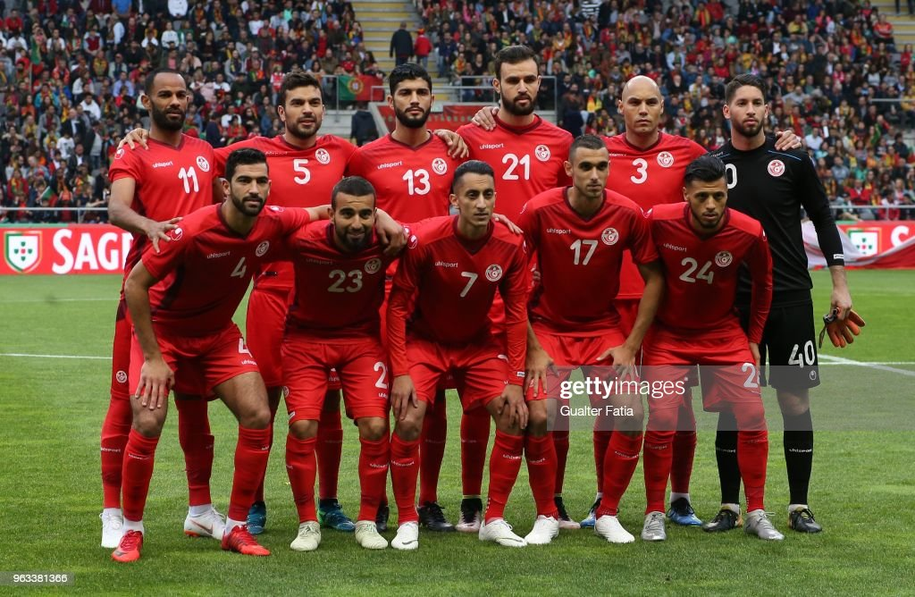 Portugal v Tunisia - International Friendly : Nachrichtenfoto