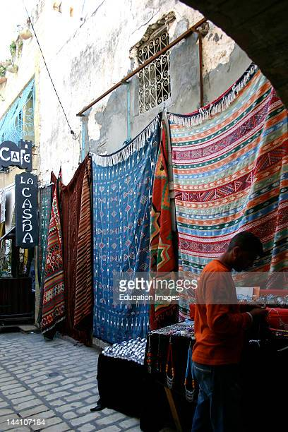 Tunisia Sousse Walled Medina Circa 859 AD