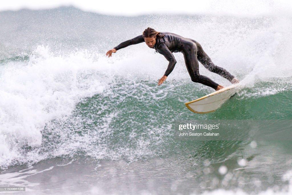 Tunisia Surfing In The Mediterranean Sea Stock Photo Getty