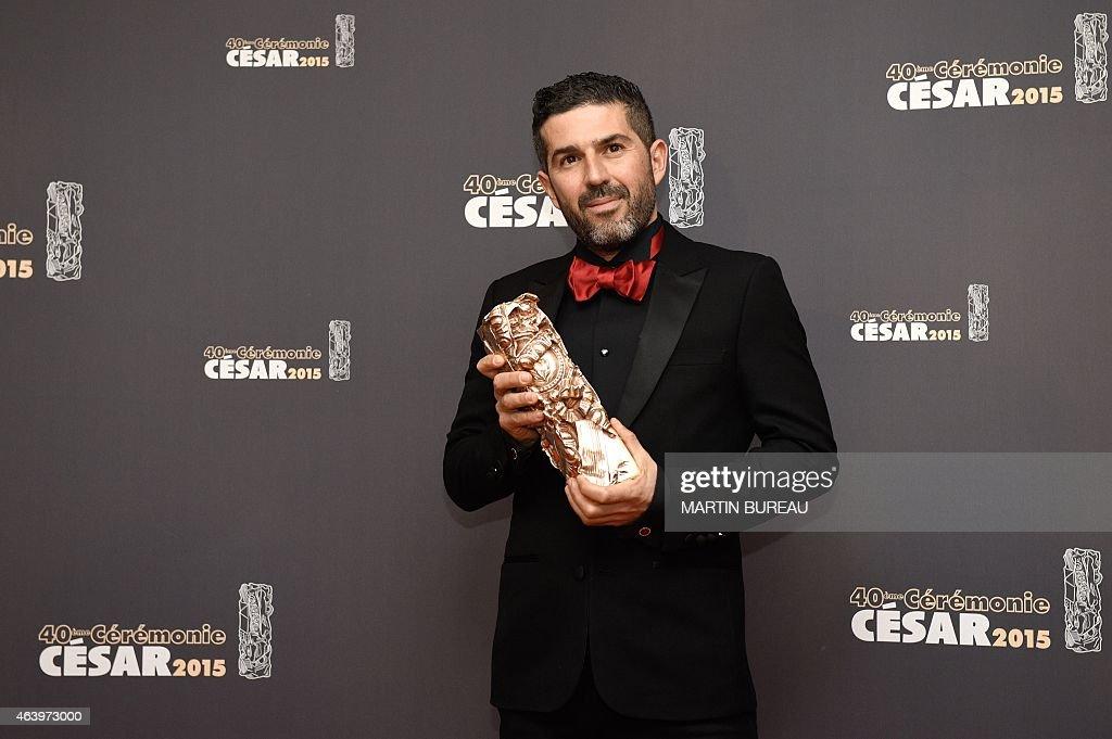 FRANCE-CINEMA-CESAR-AWARD-PRESS-ROOM : News Photo