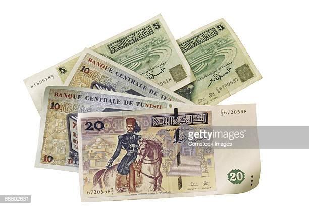 Tunisian currency