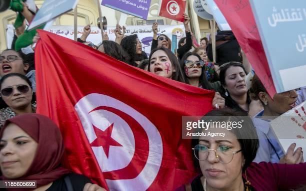 Cauta? i o femeie tunisiana