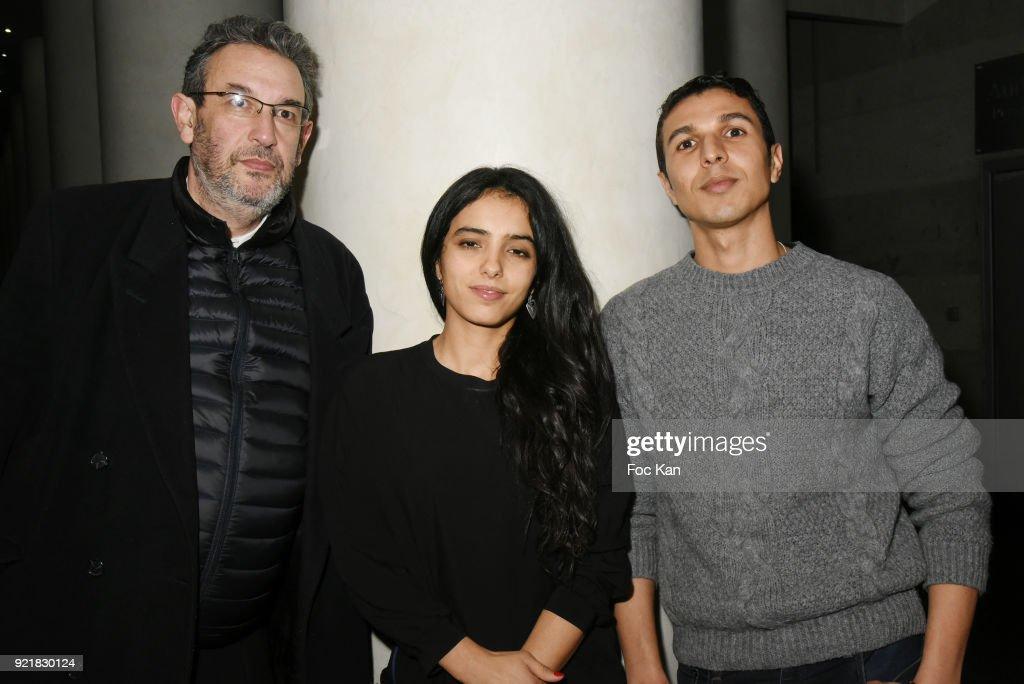 'L'Amour Des Hommes' : Premiere At IMA In Paris : News Photo