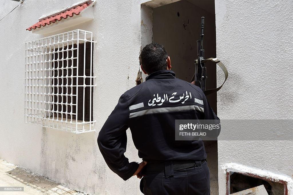 TUNISIA-UNREST-JIHADIST : News Photo