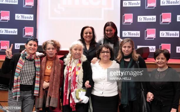 Tunisian lawyer Bochra Belhadj Hmida Egyptian activist Shahinaz Abdel Salam Egyptian feminist writer Nawal el Saadawi Egyptian director Tahani Rached...