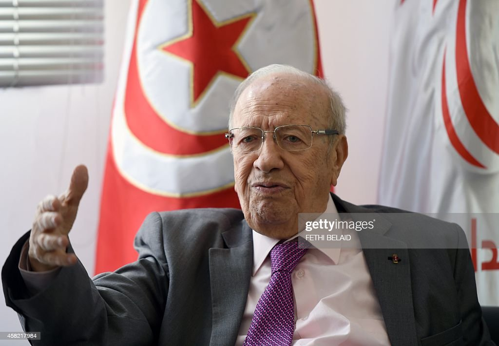 TUNISIA-POLITICS-VOTE : ニュース写真