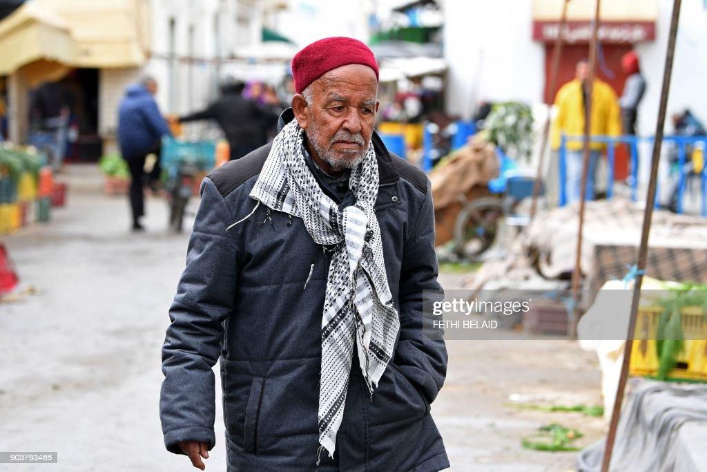 TUNISIA-UNREST-SECURITY : News Photo