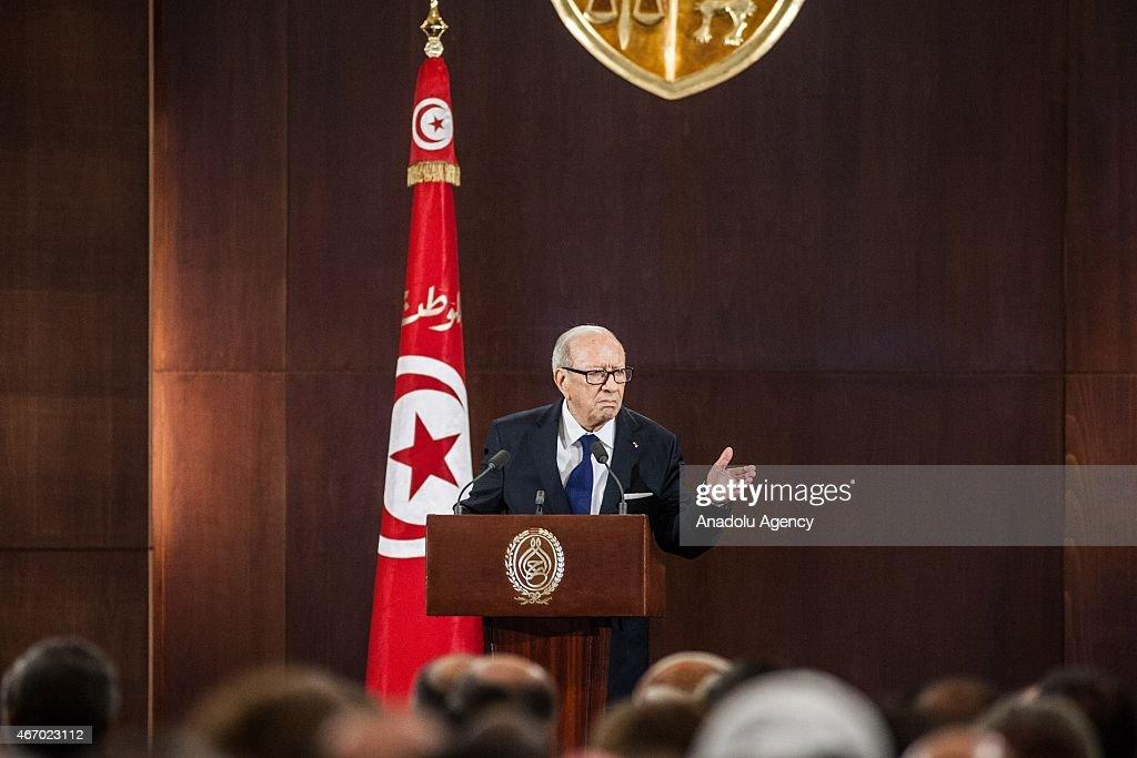 Tunisia celebrates Independence Day : News Photo