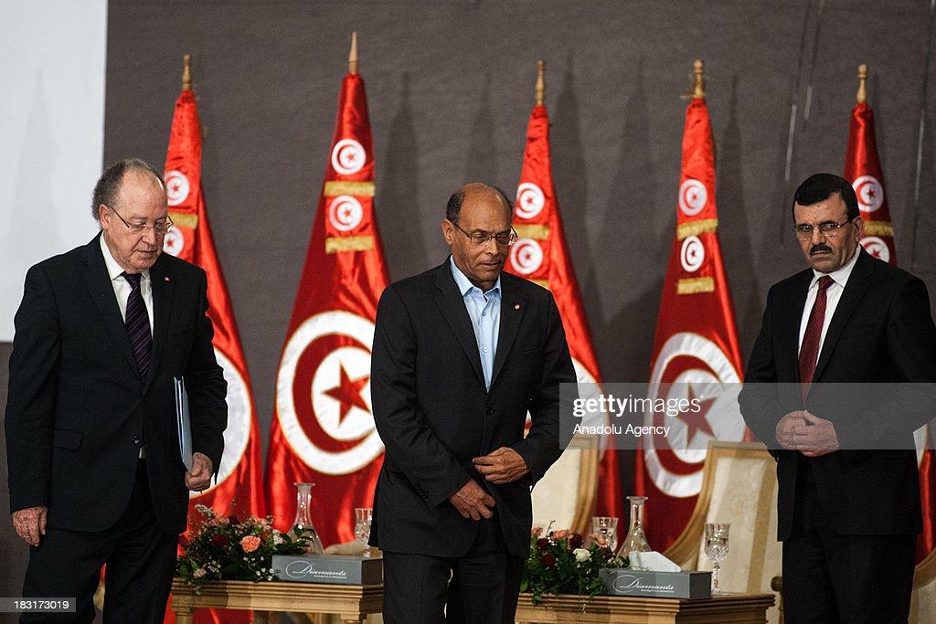 Tunisia National Dialogue talks : News Photo