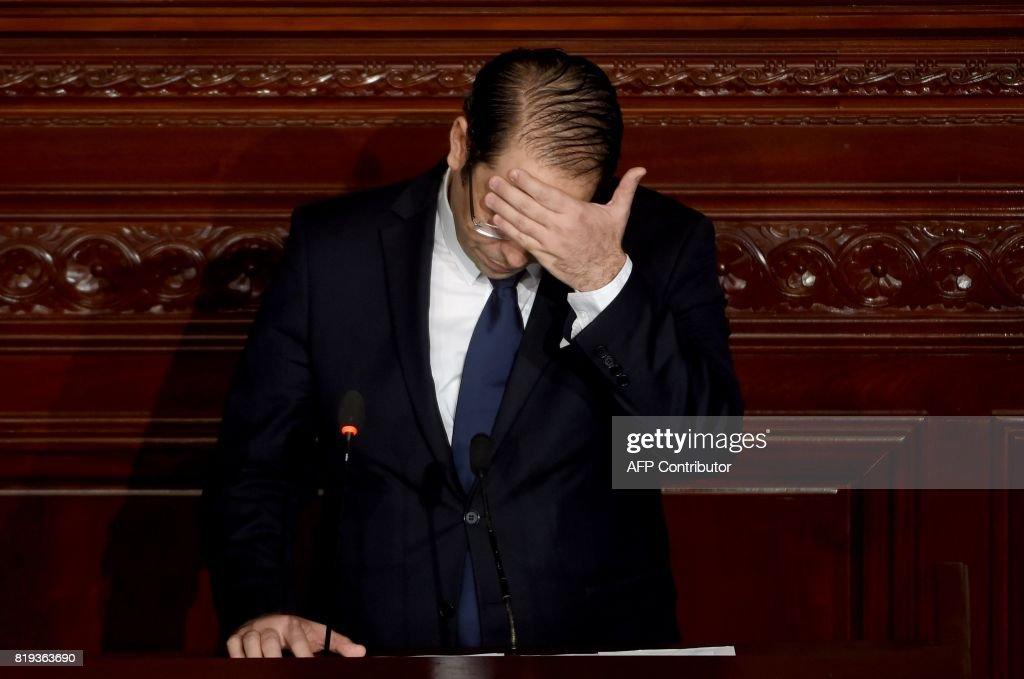TUNISIA-POLITICS : News Photo