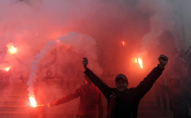 TUN: 17th December 2010 - The 'Arab Spring' Begins In Tunisia