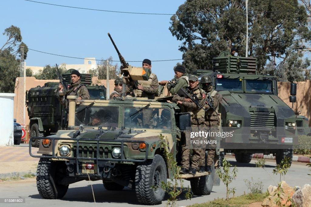 TUNISIA-UNREST : Nachrichtenfoto