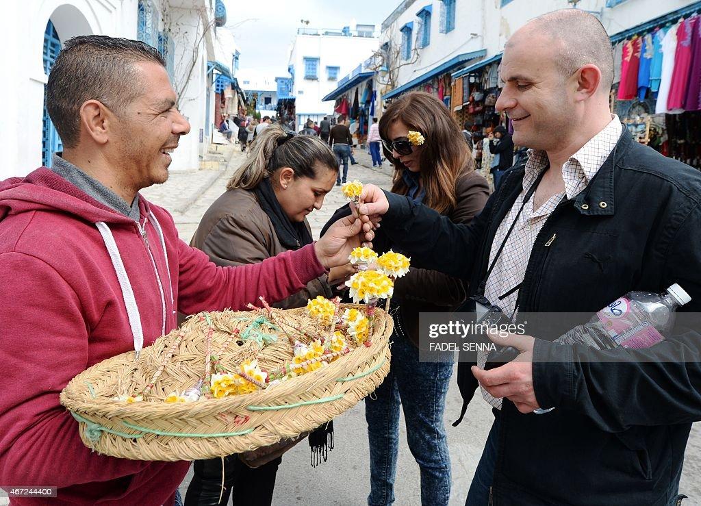TUNISIA-ATTACKS-TOURISM : News Photo