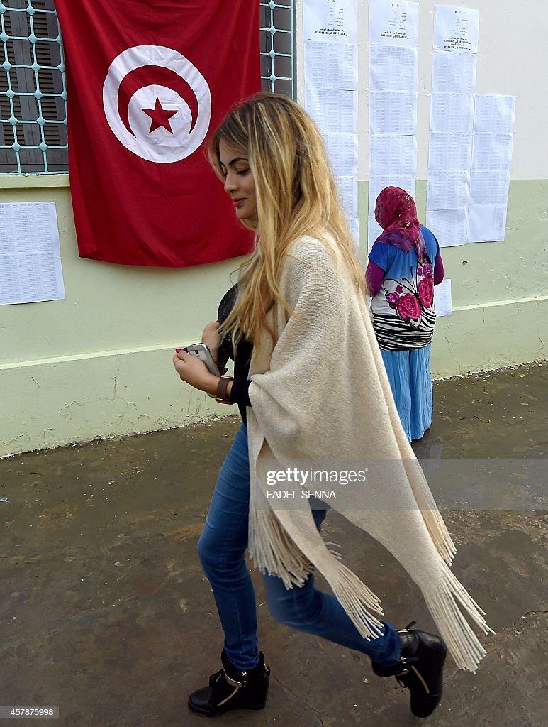 Cautand o femeie tunisiana in Fran a