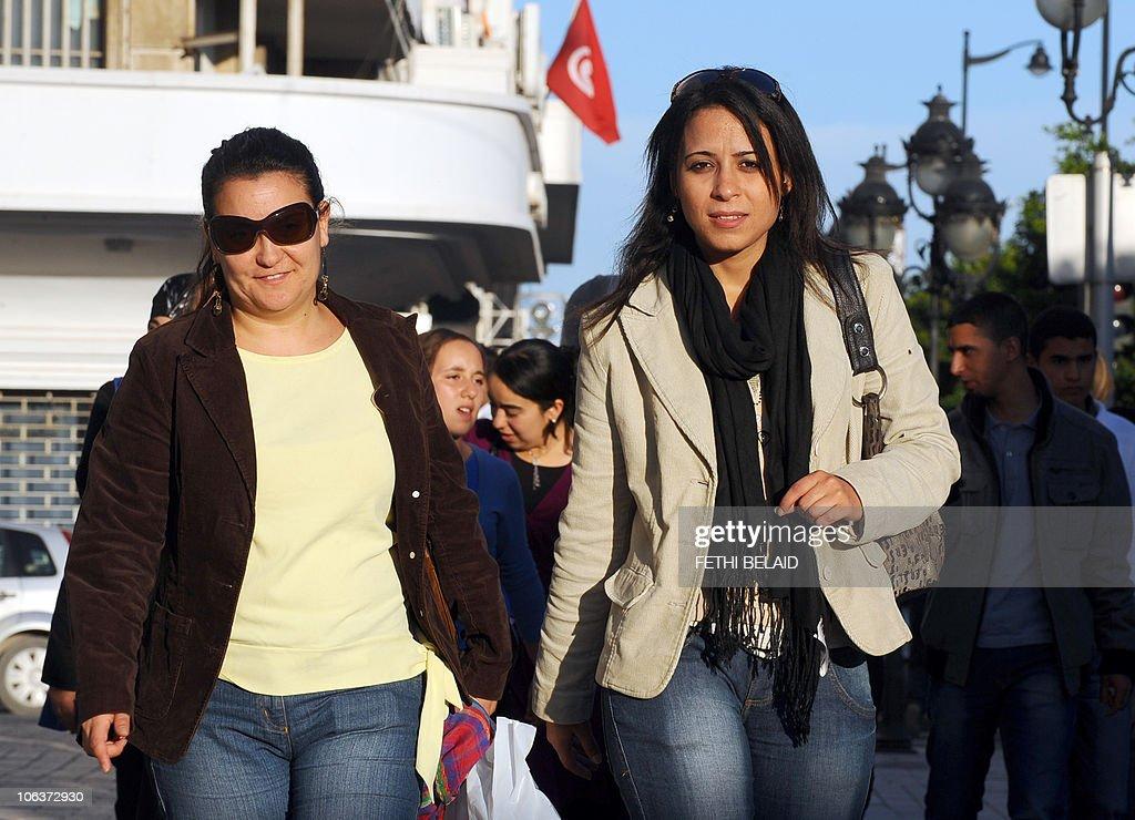 Femeia care cauta om in Tunisia)