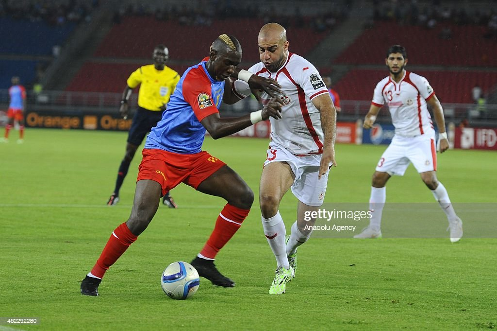 Tunisia vs Congo: 2015 African Cup of Nations : News Photo