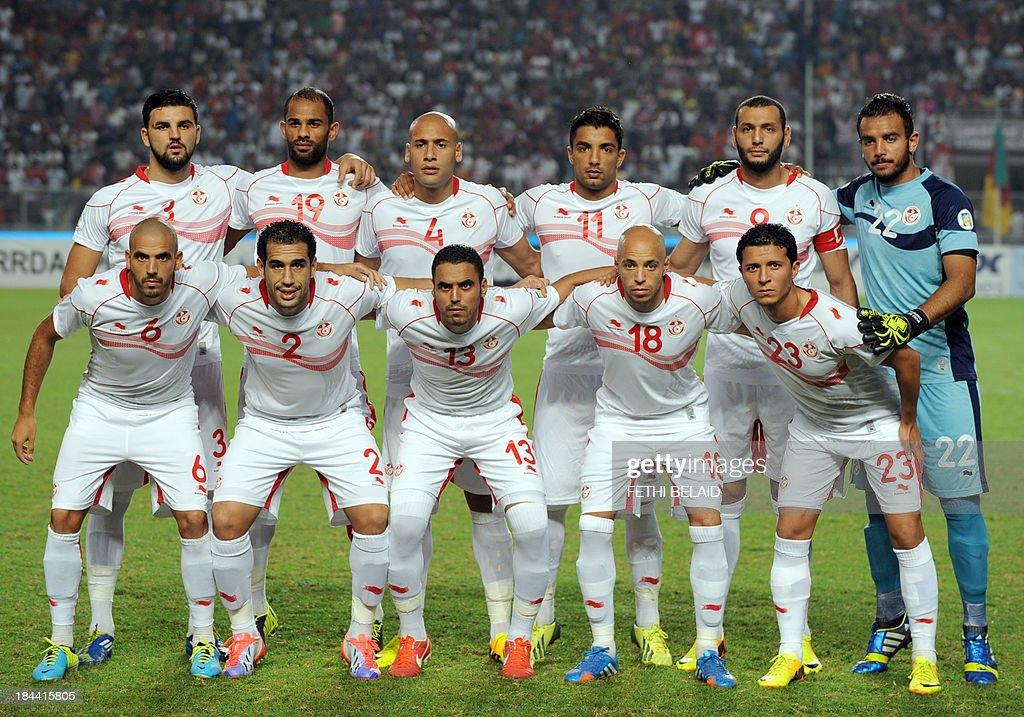 Výsledek obrázku pro tunisia national team