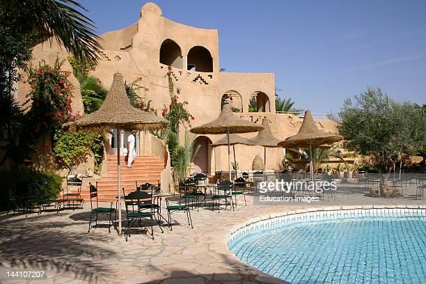 TunisiaTamerza Palace Hotel Near Algerian Border