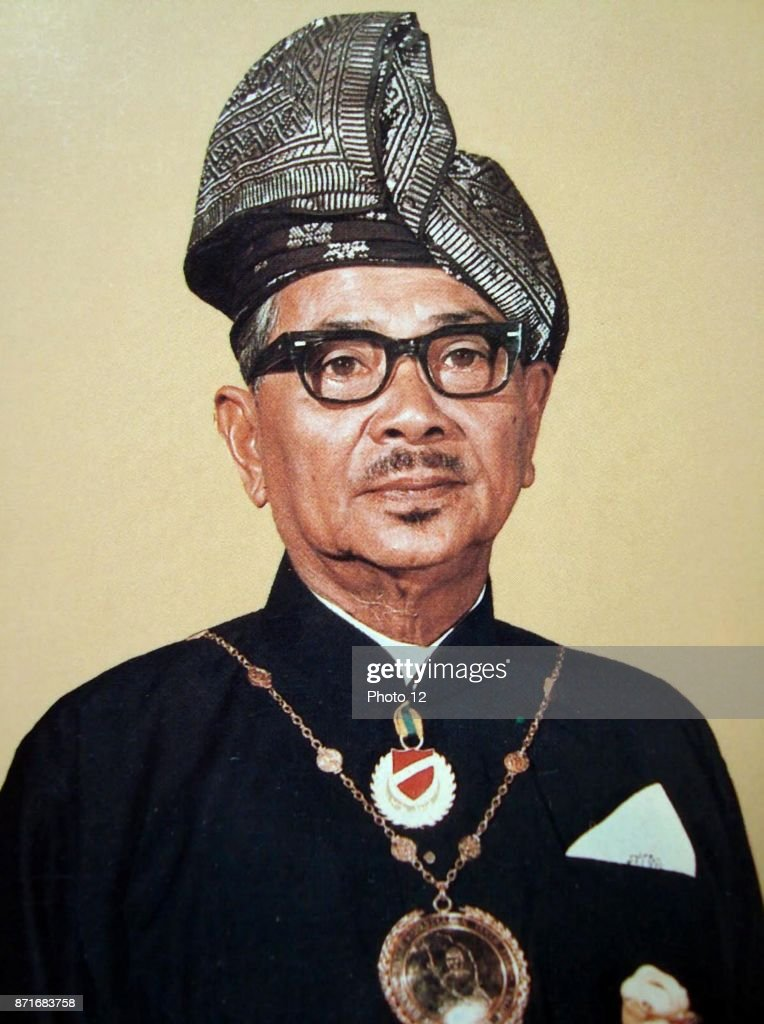 Tunku Abdul Rahman Putra Al Haj Ibni Almarhum Sultan Abdul Hamid News Photo Getty Images