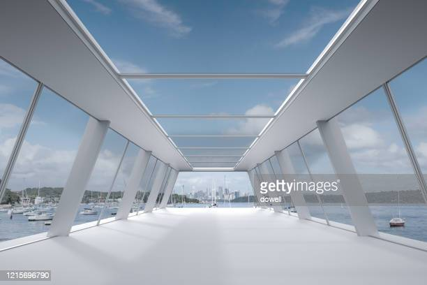 tunnel interior,3d render - oceania stock pictures, royalty-free photos & images
