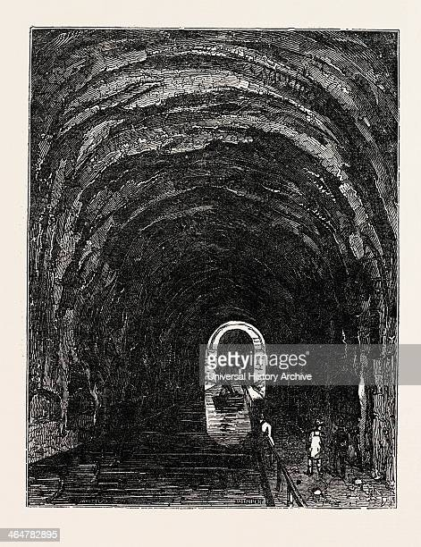 Tunnel Of The Thames And Medway Canal