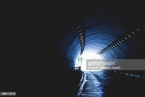 Tunnel On Road