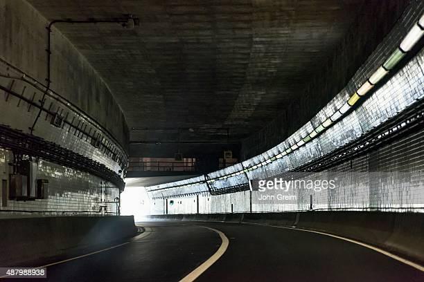 Tunnel on the Chesapeake Bay Bridge