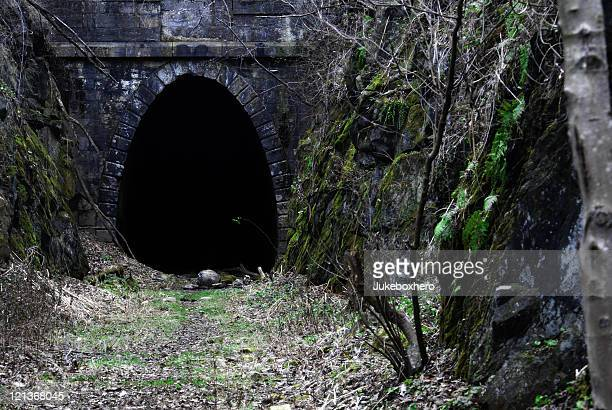 tunnel - dungeon stock photos and pictures