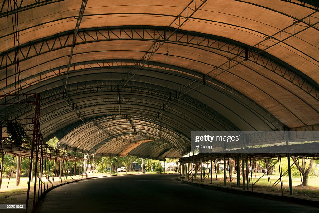 Tunnel : Stock Photo