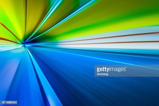 Tunnel Traffic, Time Warp