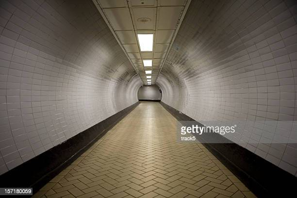 tunnel vision - claustrophobia stock photos and pictures
