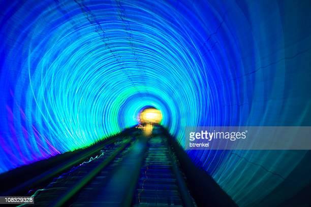 Tunnel vision-Shanghai