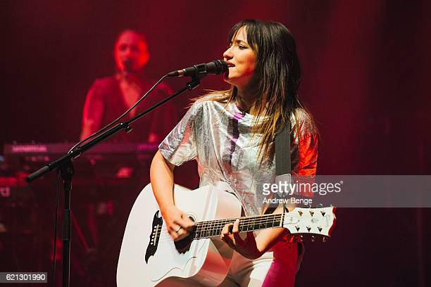 Tunstall performs at Barbican Centre on November 5, 2016 in London, England.
