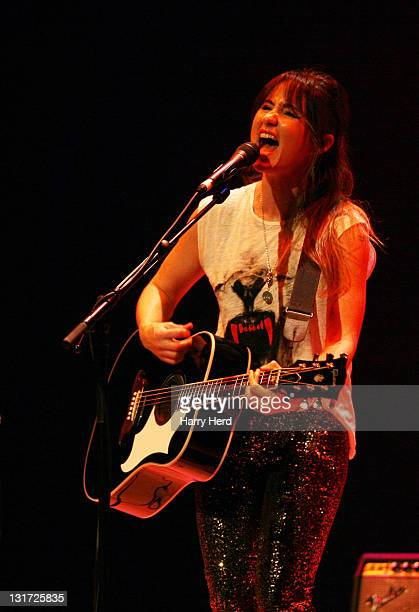 Tunstall performs at The Anvil on November 3, 2011 in Basingstoke,England.