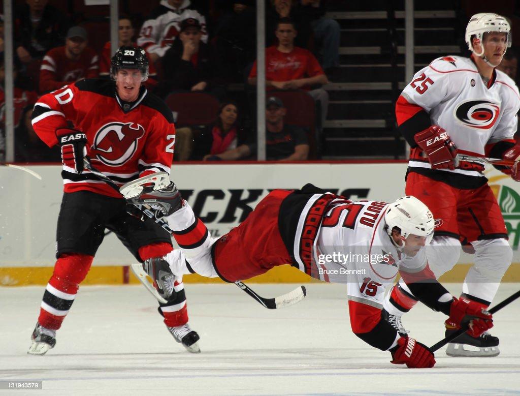 Carolina Hurricanes v New Jersey Devils