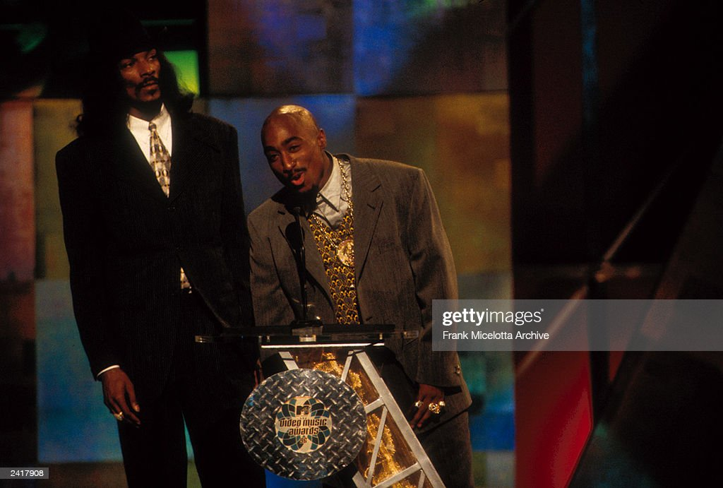 Snoop Dog And Tupac Shakur : ニュース写真