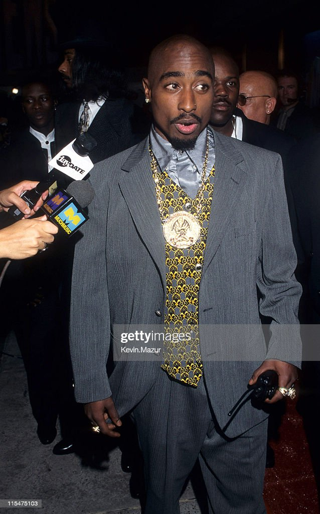 1996 MTV Video Music Awards : News Photo