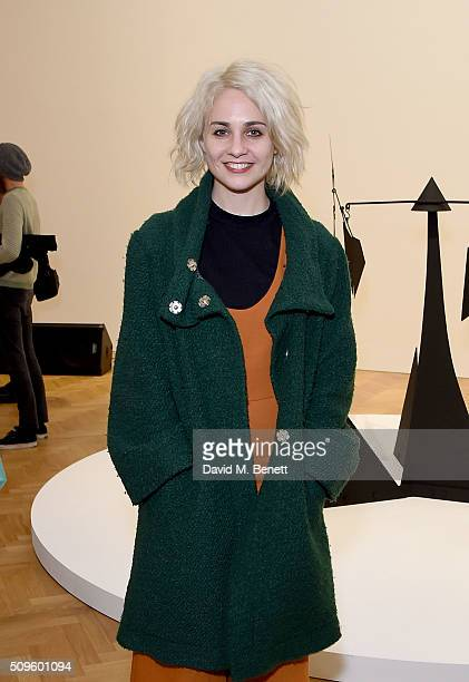 Tuppence Middleton attends The Calder Prize 20052015 presented by Pace London And The Calder Foundation on February 11 2016 in London England