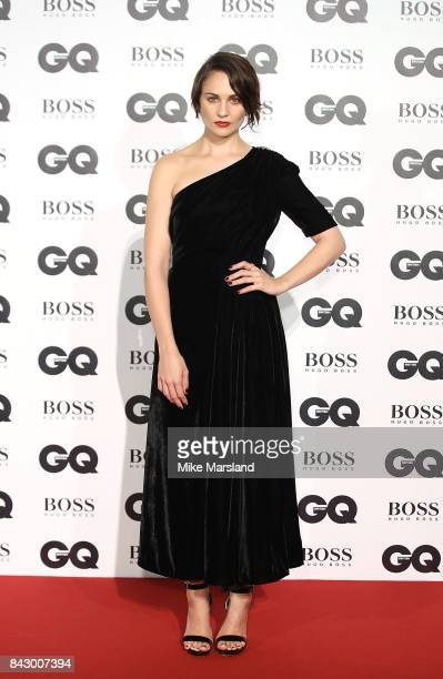Tuppence Middleton attends the GQ Men Of The Year Awards at Tate Modern on September 5 2017 in London England