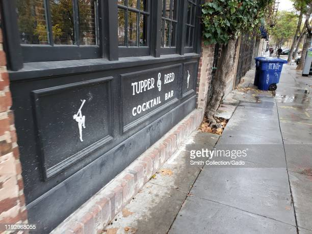 Tupper and Reed cocktail bar, a restaurant in the North Shattuck neighborhood of Berkeley, California, November 30, 2019. Formerly known as the...
