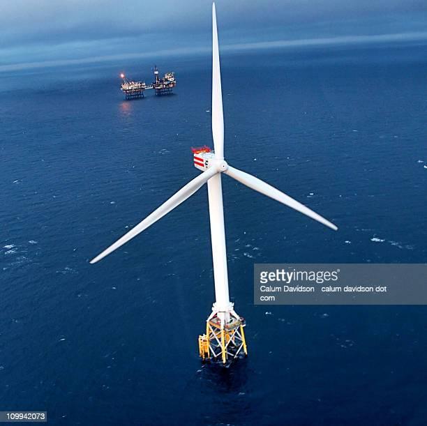 Turbine and Platform