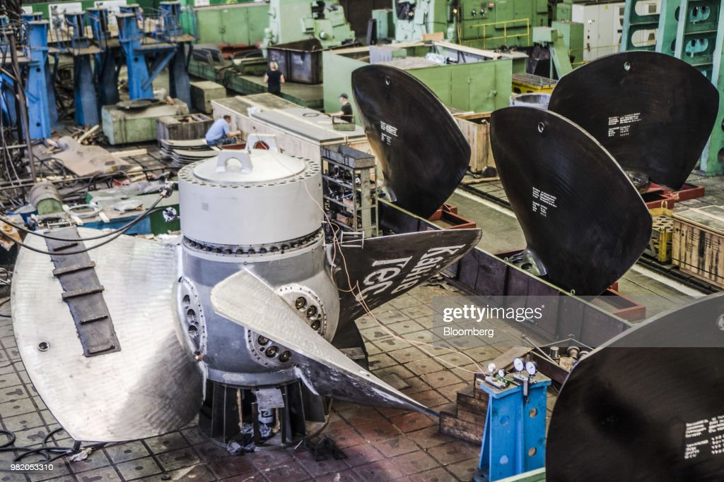 Industrial Turbines At Turboatom OJSC Ahead Of State Sell Off