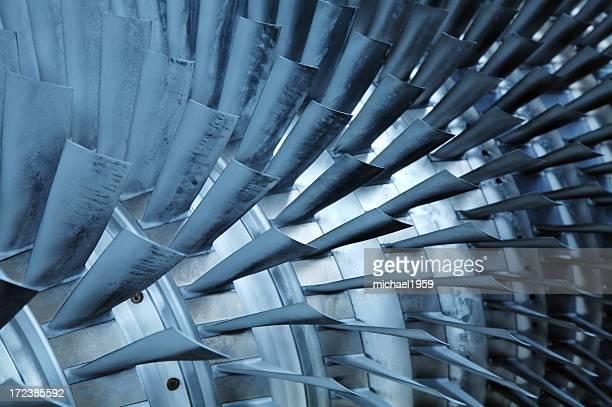 Turbine open