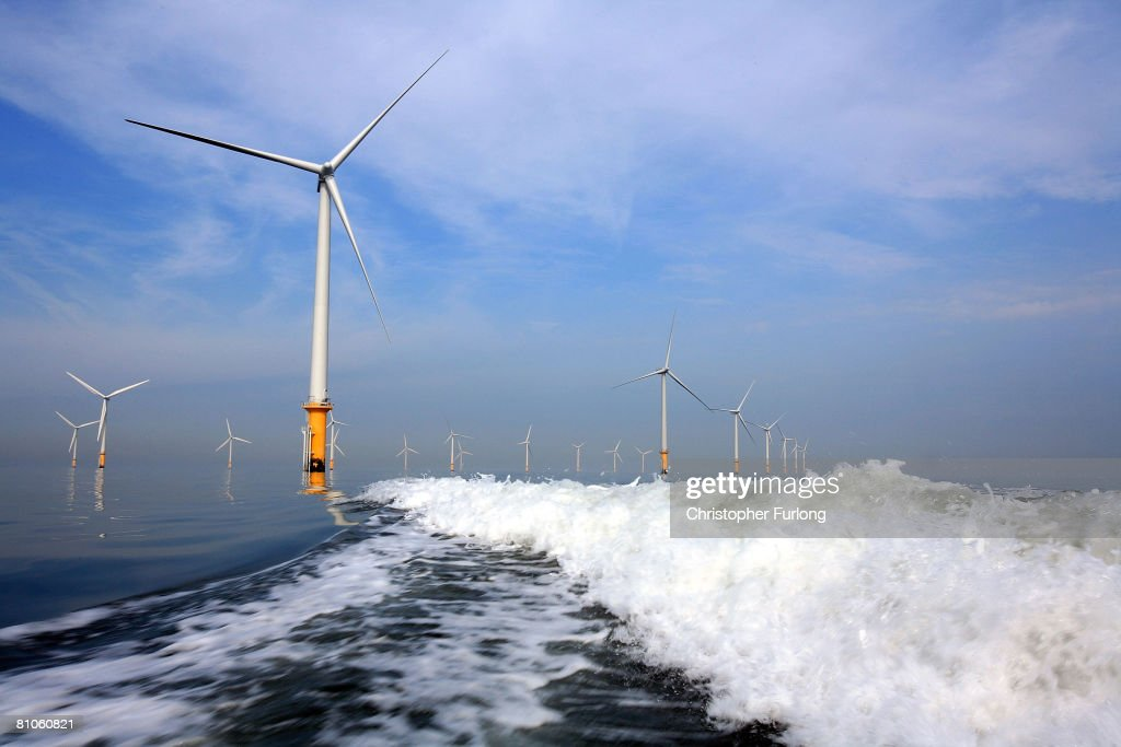 Burbo Bank Wind Farm Now Fully Operational : News Photo