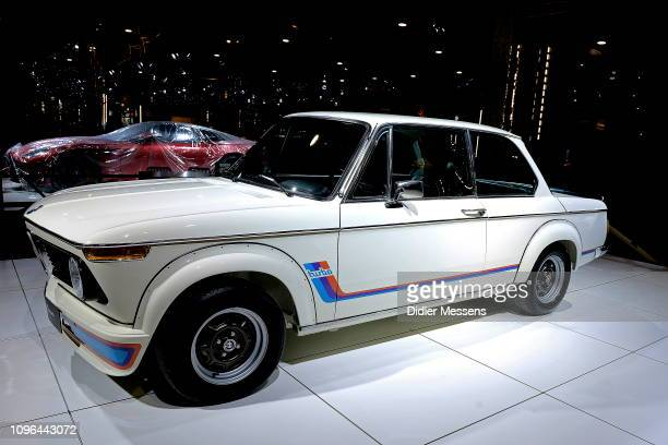 Turbo is exposed on the Dream Car Exhibition on January 17, 2019 in B