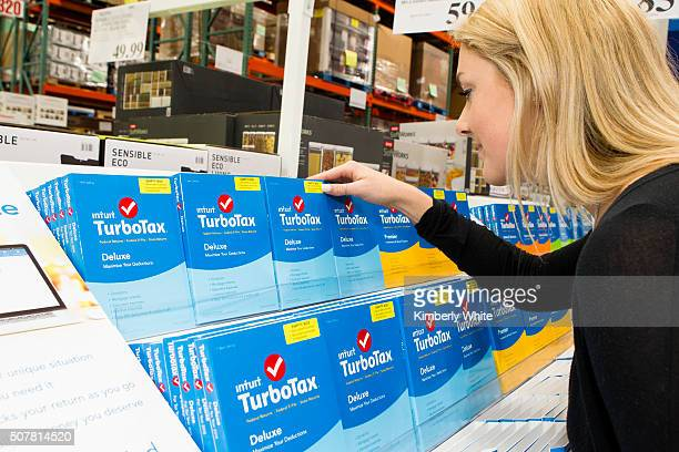 Turbotax Pictures and Photos - Getty Images