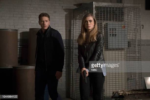 MANIFEST Turbulence Episode 103 Pictured Josh Dallas as Ben Stone Melissa Roxburgh as Michaela Stone